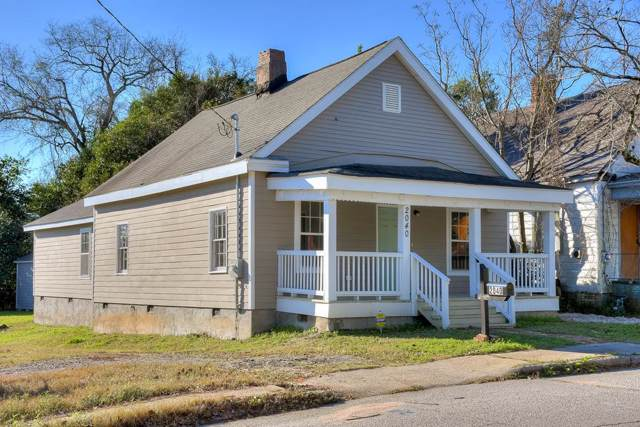 2040 Battle Row, Augusta, GA 30904 (MLS #450599) :: RE/MAX River Realty