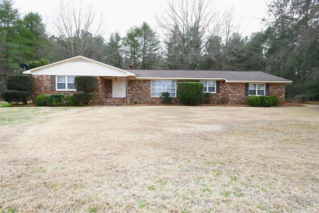 510 Pine Ridge Road, Edgefield, SC 29824 (MLS #450756) :: REMAX Reinvented | Natalie Poteete Team