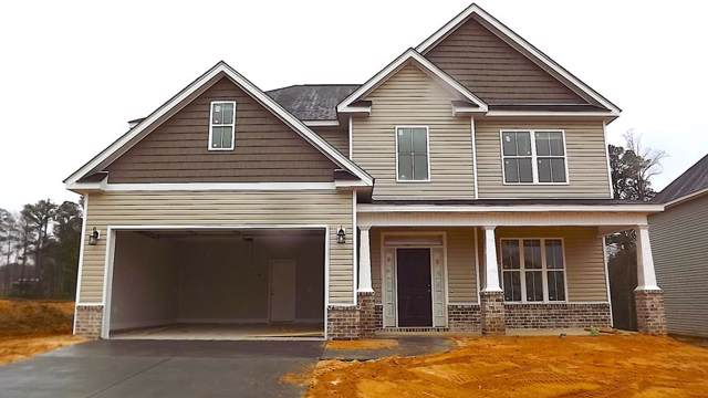 324 Koweta Way, Grovetown, GA 30813 (MLS #450878) :: Southeastern Residential