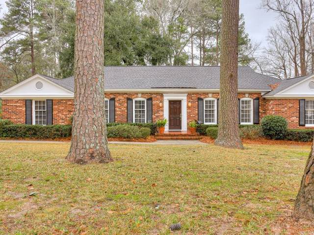 724 Ravenel Road, Augusta, GA 30909 (MLS #450924) :: Southeastern Residential