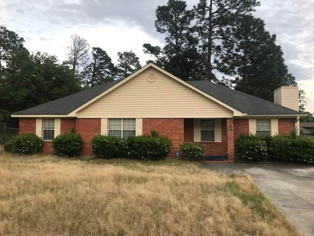 2818 Crosscreek Road, Hephzibah, GA 30815 (MLS #451111) :: The Starnes Group LLC