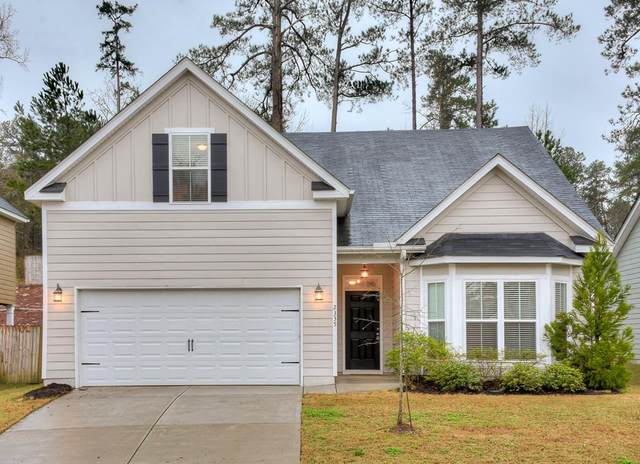 2335 Malone Way, Evans, GA 30809 (MLS #451755) :: Better Homes and Gardens Real Estate Executive Partners