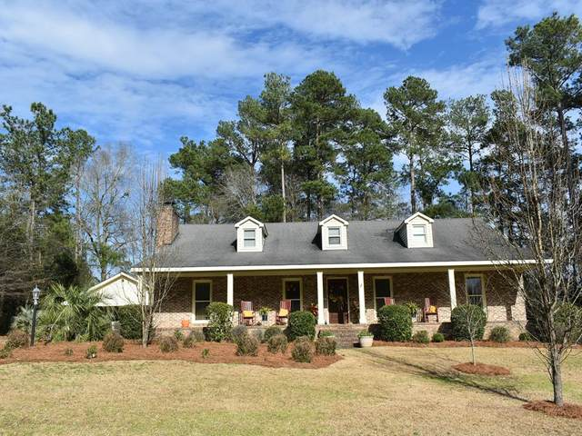 114 Ridgecrest Circle, Graniteville, SC 29829 (MLS #451894) :: Better Homes and Gardens Real Estate Executive Partners