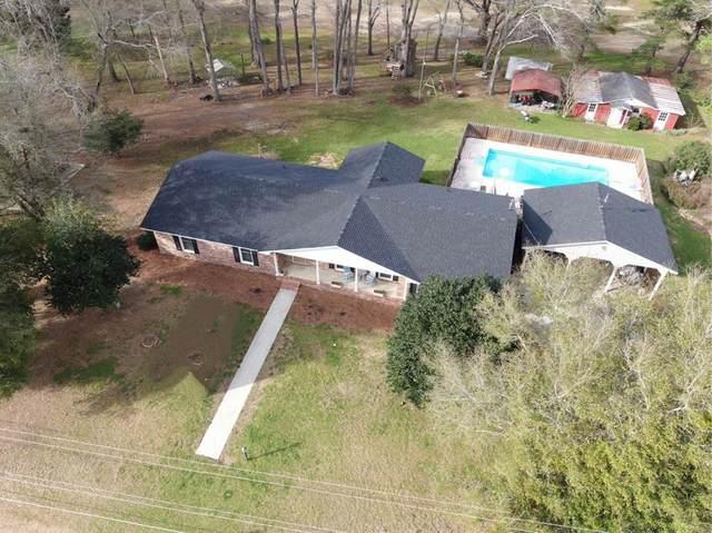 172 Fairway Drive, Waynesboro, GA 30830 (MLS #451990) :: Young & Partners