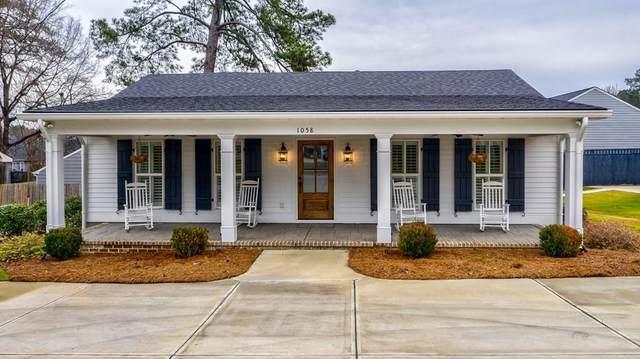 1056 Bertram Road, Augusta, GA 30909 (MLS #452042) :: The Starnes Group LLC