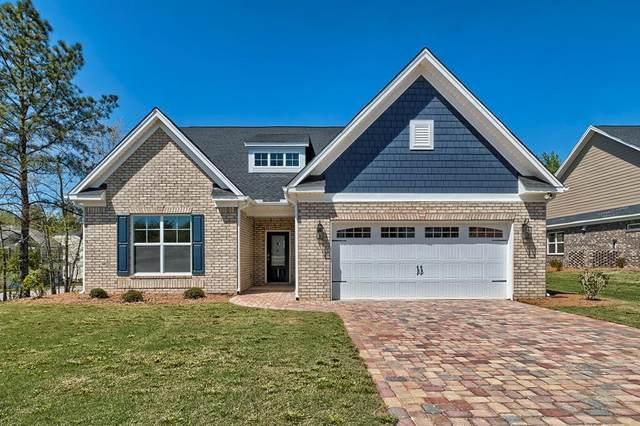 111 Poppy Court, Aiken, SC 29801 (MLS #452054) :: Better Homes and Gardens Real Estate Executive Partners