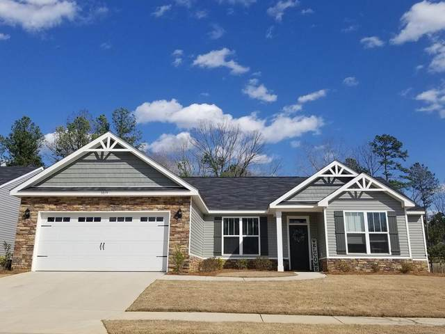 1015 Harlequin Way, North Augusta, SC 29860 (MLS #452070) :: Young & Partners