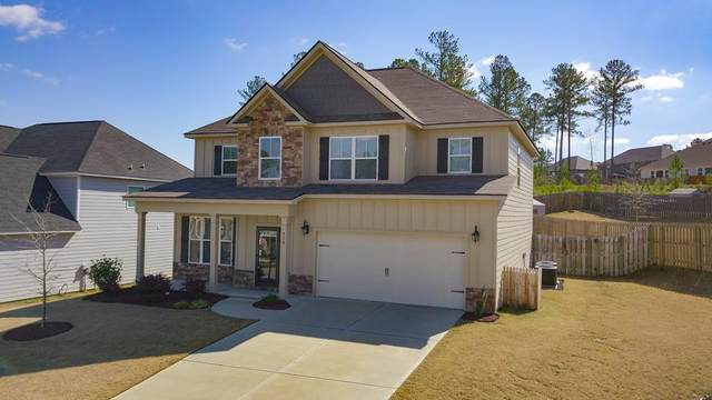 426 Yellow Pine Trail, Evans, GA 30809 (MLS #452089) :: Young & Partners