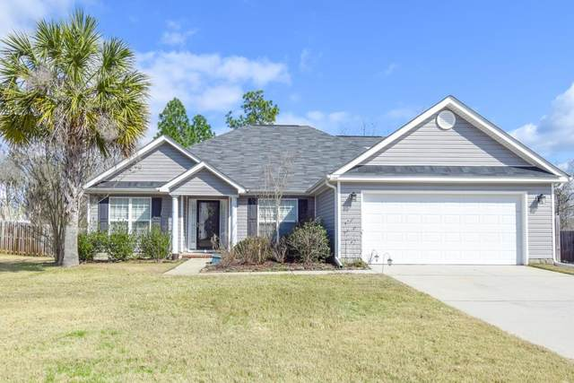 1209 Cinnamon Drive, Aiken, SC 29803 (MLS #452150) :: Melton Realty Partners