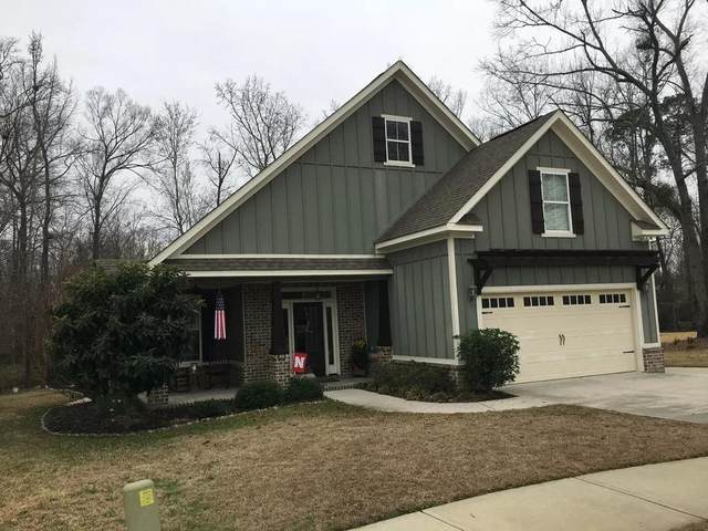 1003 Napiers Post Drive, Evans, GA 30813 (MLS #452161) :: Young & Partners
