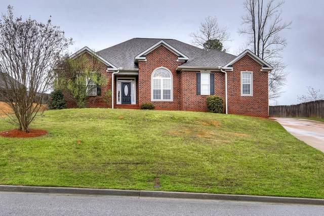 4854 Somerset Drive, Evans, GA 30809 (MLS #452187) :: Southeastern Residential