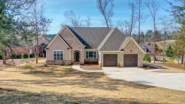 775 W Pleasant Colony Drive, Aiken, SC 29803 (MLS #452257) :: REMAX Reinvented | Natalie Poteete Team