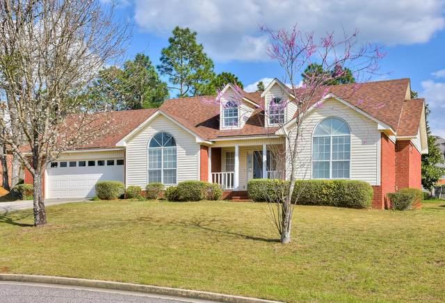 4526 Ridge Run Drive, Hephzibah, GA 30815 (MLS #452275) :: Southeastern Residential