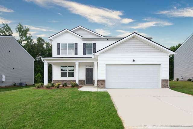 192 Expedition Drive, North Augusta, SC 29841 (MLS #452311) :: Southeastern Residential