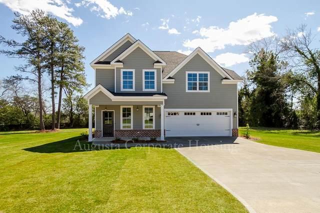 432 Vaughn Road, Martinez, GA 30907 (MLS #452422) :: Southeastern Residential