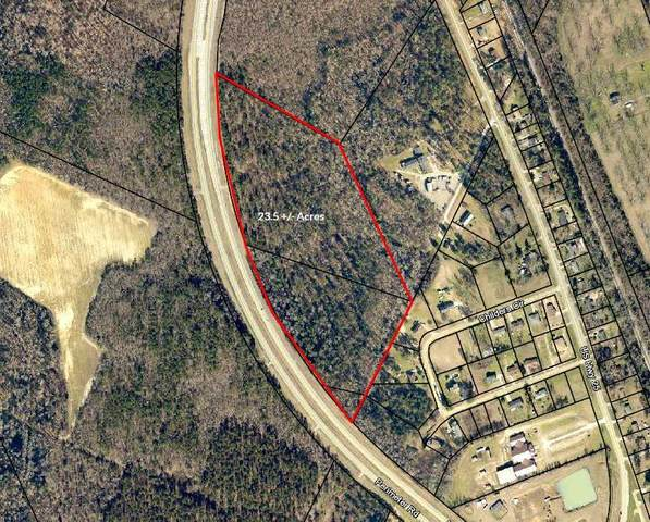 0 Highway 25 Bypass, Waynesboro, GA 30830 (MLS #452487) :: EXIT Realty Lake Country