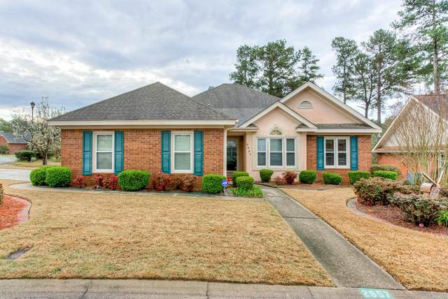 2957 Hillcreek Drive, Augusta, GA 30909 (MLS #452543) :: Southeastern Residential