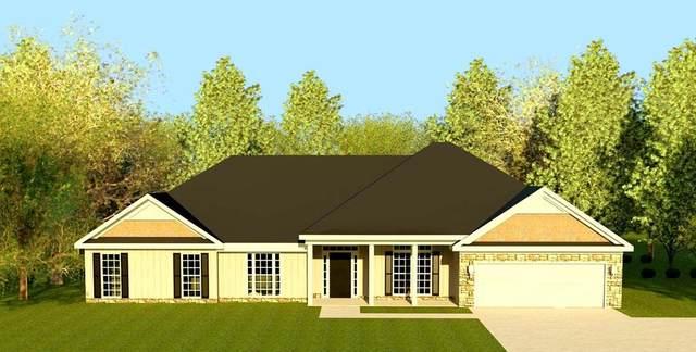 5393 Copse Drive, Augusta, GA 30909 (MLS #452548) :: Shannon Rollings Real Estate