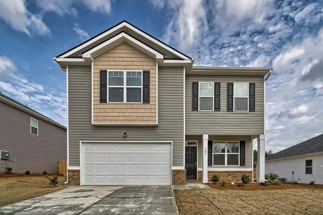 167 Expedition Drive, North Augusta, SC 29841 (MLS #452644) :: Young & Partners