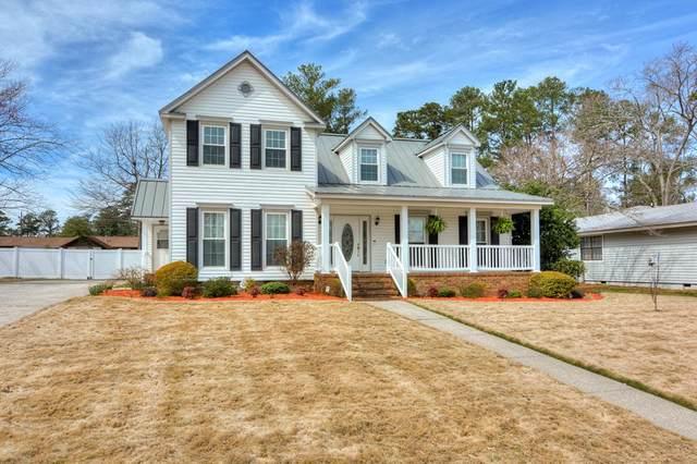 135 Stone Mill Drive, Martinez, GA 30907 (MLS #452743) :: Southeastern Residential