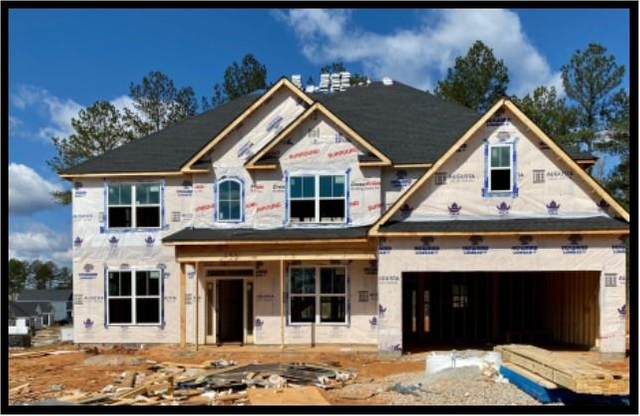 1809 Preservation Circle, Evans, GA 30809 (MLS #452774) :: Young & Partners