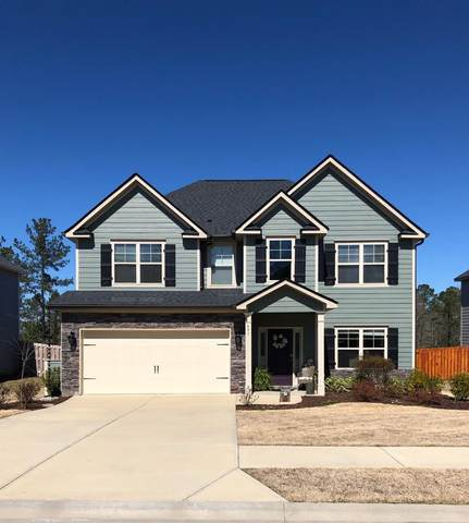 697 Tree Top Trail, Evans, GA 30809 (MLS #452816) :: Young & Partners
