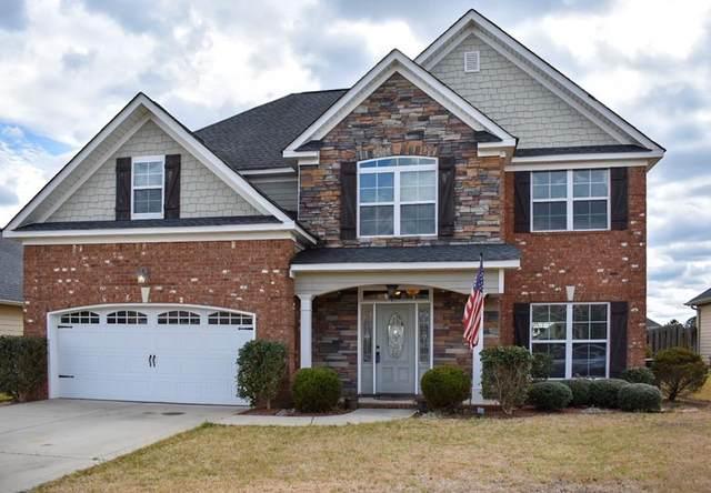 4003 Starview Lane, Evans, GA 30809 (MLS #452825) :: Southeastern Residential