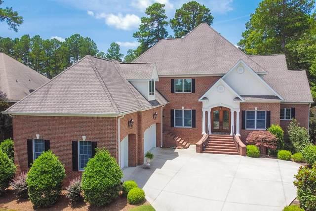 148 Foxhound Run Road, Aiken, SC 29803 (MLS #452857) :: Shannon Rollings Real Estate