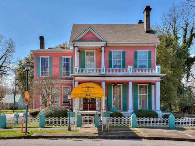 404 Telfair Street, Augusta, GA 30901 (MLS #452859) :: REMAX Reinvented | Natalie Poteete Team