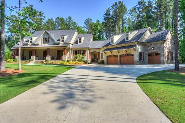 1866 Champions Circle, Evans, GA 30809 (MLS #452872) :: Better Homes and Gardens Real Estate Executive Partners