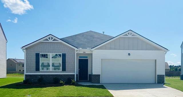 256 Tahoe Drive, Aiken, SC 29803 (MLS #452962) :: REMAX Reinvented | Natalie Poteete Team