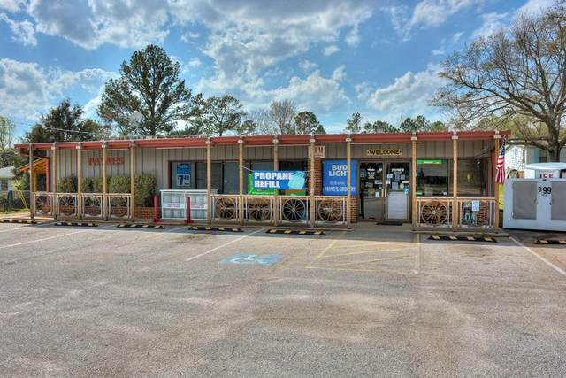 11443 Sc Highway 28 S, Modoc, SC 29838 (MLS #453001) :: McArthur & Barnes Partners | Meybohm Real Estate