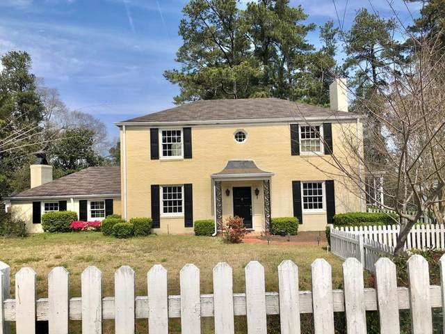 3047 Lake Forest Drive, Augusta, GA 30909 (MLS #453059) :: Young & Partners