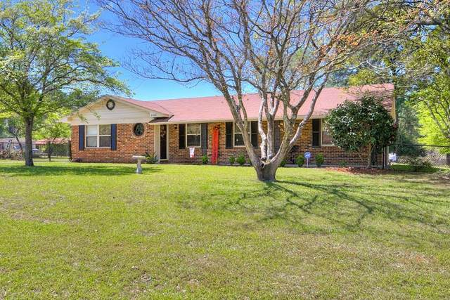 2909 Palmetto Drive, Martinez, GA 30907 (MLS #453114) :: Better Homes and Gardens Real Estate Executive Partners