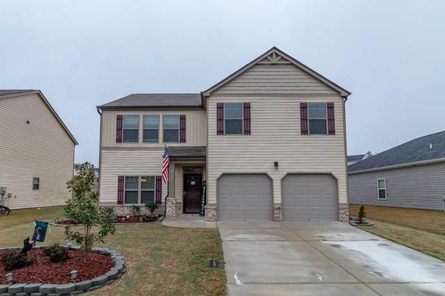 211 Sims Court, Augusta, GA 30909 (MLS #453211) :: Young & Partners