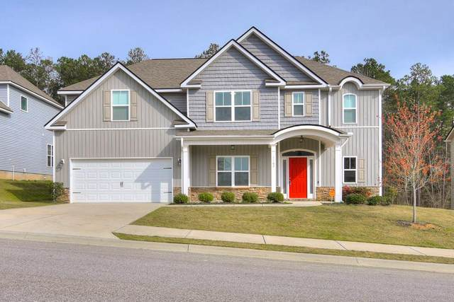 1162 Fawn Forest Road, Grovetown, GA 30813 (MLS #453228) :: Young & Partners