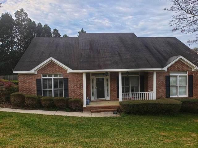 70 Woodlawn Lane, North Augusta, SC 29841 (MLS #453370) :: REMAX Reinvented | Natalie Poteete Team