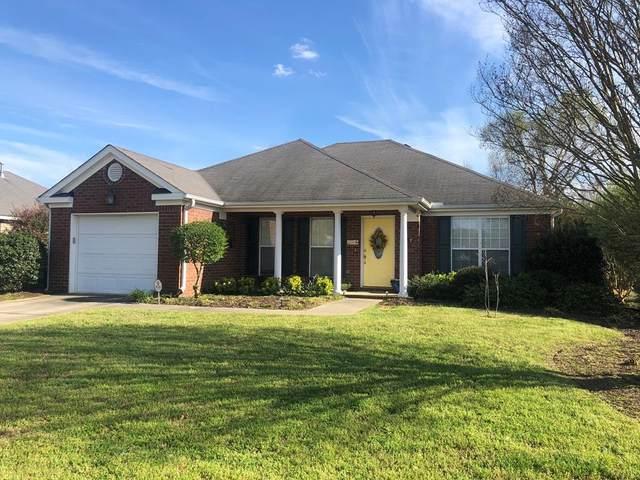 268 Sand Fox Place, Aiken, SC 29803 (MLS #453435) :: Southeastern Residential