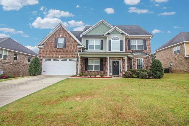 1008 Bristol Trail, Evans, GA 30809 (MLS #453457) :: Shannon Rollings Real Estate