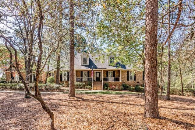 21 White Oak Drive, North Augusta, SC 29860 (MLS #453638) :: Southeastern Residential