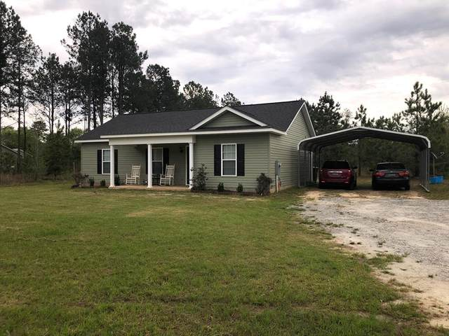 668 Marshall Church Road, Thomson, GA 30824 (MLS #453670) :: Melton Realty Partners