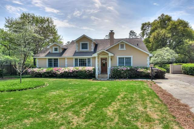 3038 Pine Needle Road, Augusta, GA 30909 (MLS #453689) :: Better Homes and Gardens Real Estate Executive Partners