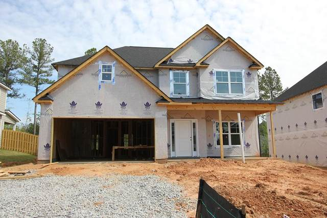 527 Thrasher Trail, Evans, GA 30809 (MLS #453716) :: REMAX Reinvented | Natalie Poteete Team