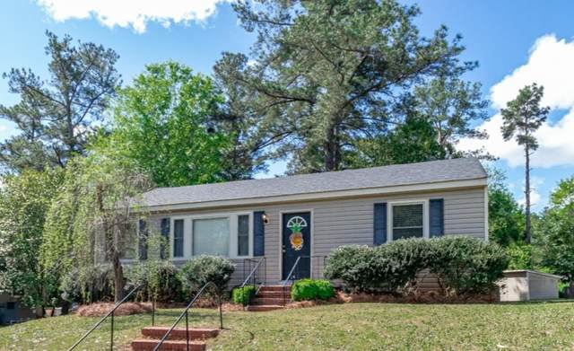 1191 Thurmond Street, North Augusta, SC 29841 (MLS #453859) :: Melton Realty Partners