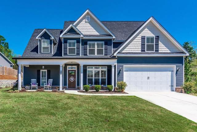 3147 Lake Norman Drive, North Augusta, SC 29841 (MLS #453925) :: Better Homes and Gardens Real Estate Executive Partners