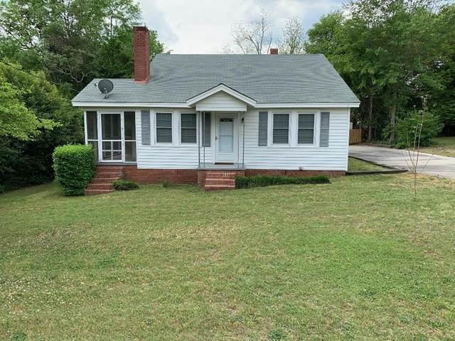 903 Cherokee Avenue, Aiken, SC 29801 (MLS #454047) :: Southeastern Residential