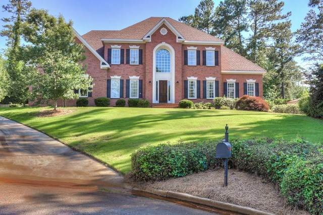 3506 Lakestone Court, Martinez, GA 30907 (MLS #454270) :: Better Homes and Gardens Real Estate Executive Partners
