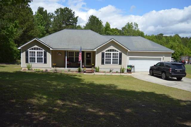 821 Coronet Drive, North Augusta, SC 29860 (MLS #454364) :: Shannon Rollings Real Estate