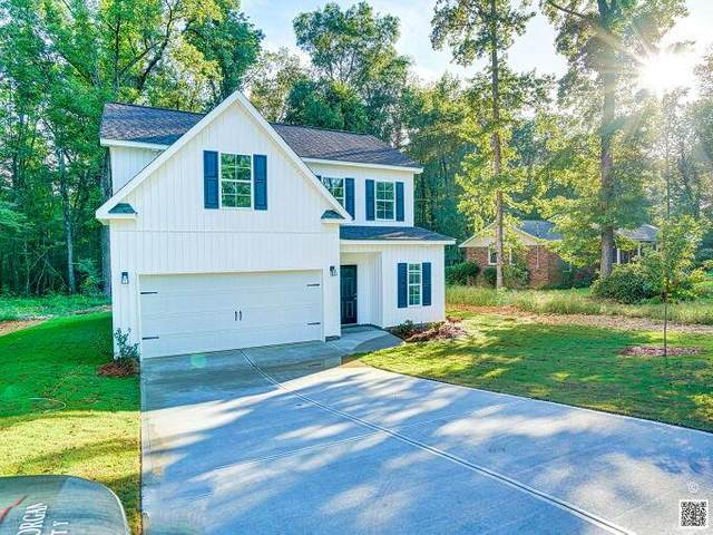 411 Mcintosh Drive, Waynesboro, GA 30830 (MLS #454494) :: The Starnes Group LLC