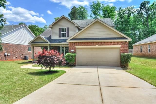 317 Bainbridge Drive, Aiken, SC 29803 (MLS #454517) :: Better Homes and Gardens Real Estate Executive Partners